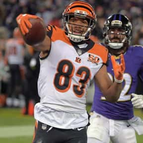 Tyler Boyd is listed (or ranked) 20 on the list The Best Fantasy Football WRs Of 2019