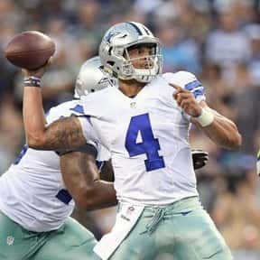 Dak Prescott is listed (or ranked) 12 on the list The Best NFL Players From Louisiana