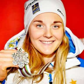 Stina Nilsson is listed (or ranked) 10 on the list The All-Around Best Athletes of 2019