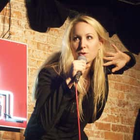 Nikki Glaser is listed (or ranked) 19 on the list The Funniest Blue Comedians of All Time