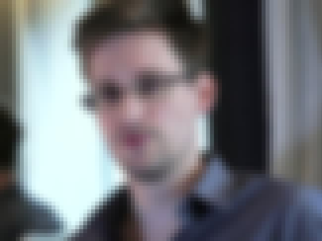 Edward Snowden is listed (or ranked) 1 on the list The Most Influential People of 2014