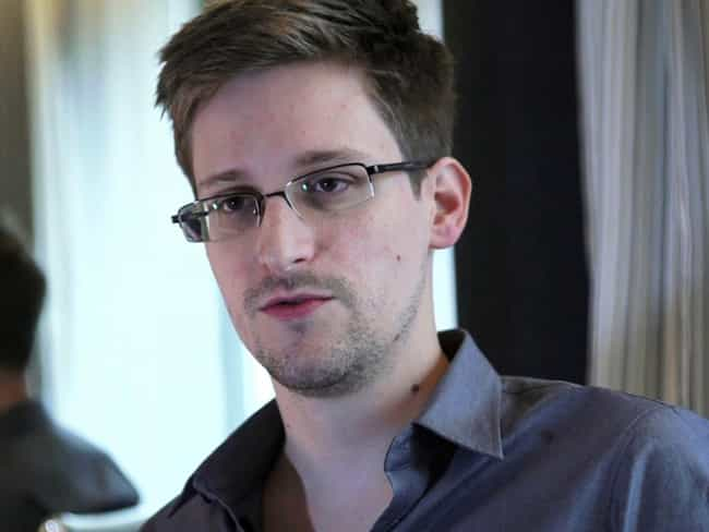 Edward Snowden is listed (or ranked) 3 on the list The Most Influential People of 2014