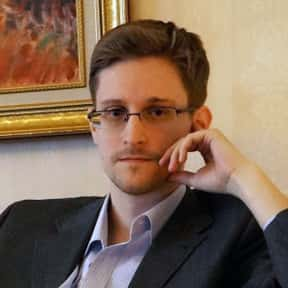 Edward Snowden is listed (or ranked) 18 on the list Famous People Named Eddie