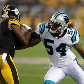 Shaq Thompson is listed (or ranked) 20 on the list The Best Carolina Panthers of All Time