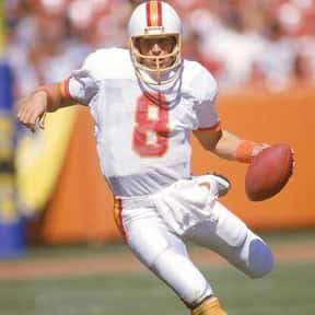 Steve Young is listed (or ranked) 3 on the list The Best Tampa Bay Buccaneers Quarterbacks of All Time