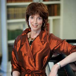 Barbara Harbach is listed (or ranked) 17 on the list List of Famous Organists
