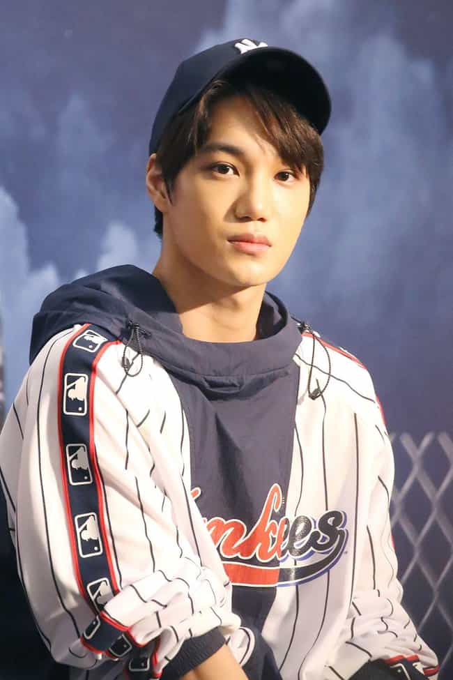Kai is listed (or ranked) 4 on the list Who Is Your Favorite SuperM Member?