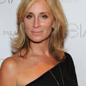Sonja Morgan is listed (or ranked) 2 on the list Famous People Named Sonja