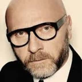 Domenico Dolce is listed (or ranked) 11 on the list The Most Influential People in Fashion