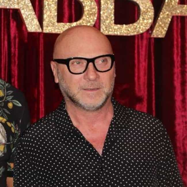 Domenico Dolce is listed (or ranked) 4 on the list LGBTQ+ Celebrities Who Have Been Homophobic