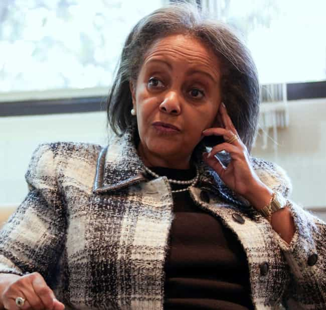 Sahle-Work Zewde is listed (or ranked) 1 on the list Female Presidents Currently in Office