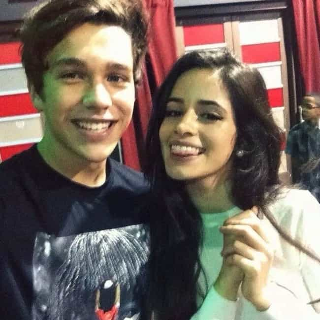 Camila Cabello is listed (or ranked) 4 on the list Austin Mahone Loves and Hookups