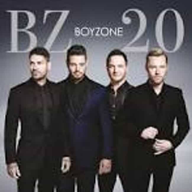 BZ20 is listed (or ranked) 3 on the list The Best Boyzone Albums of All Time