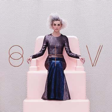 St. Vincent is listed (or ranked) 2 on the list The Best St. Vincent Albums, Ranked
