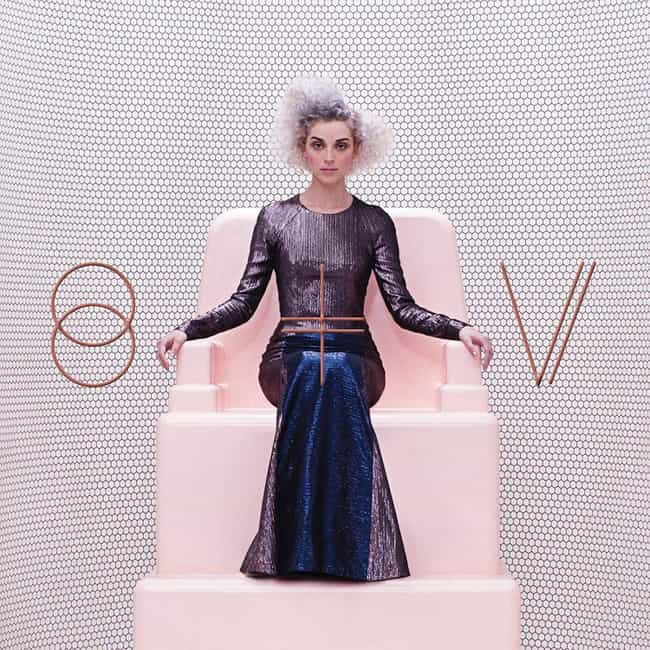 St. Vincent is listed (or ranked) 1 on the list The Best St. Vincent Albums, Ranked