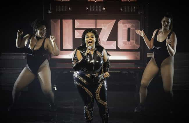 Lizzo is listed (or ranked) 4 on the list Who Influenced Music Most in the 2010s?