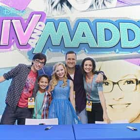 Liv and Maddie is listed (or ranked) 23 on the list The Best Teen Sitcoms of All Time