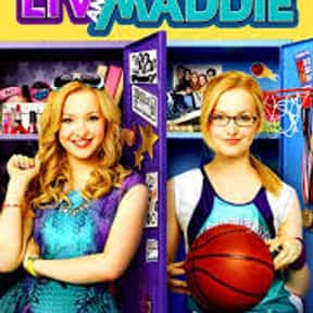 Liv and Maddie is listed (or ranked) 21 on the list The Most Annoying Kids Shows Currently On TV