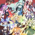 Day Break Illusion is listed (or ranked) 11 on the list The Best Anime Like Black Rock Shooter