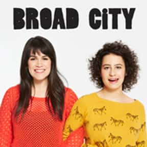 Broad City is listed (or ranked) 16 on the list The Best Comedy Central TV Shows