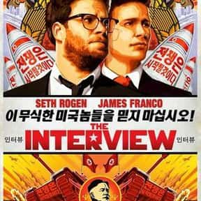 The Interview is listed (or ranked) 1 on the list The Best Randall Park Movies