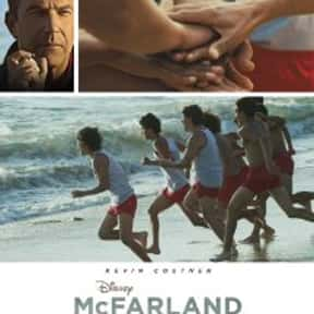 McFarland, USA is listed (or ranked) 19 on the list The Best Disney Movies For Boys