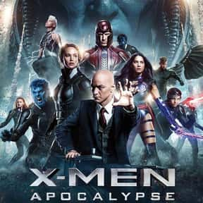 X-Men: Apocalypse is listed (or ranked) 9 on the list The Best Jennifer Lawrence Movies