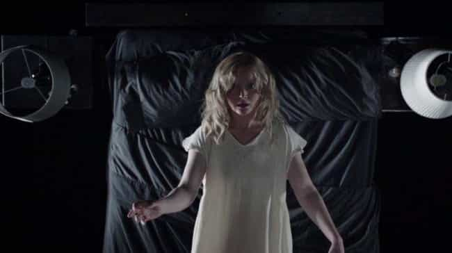The Babadook is listed (or ranked) 4 on the list Horror Movies That Defined The Genre Over The Last Decade