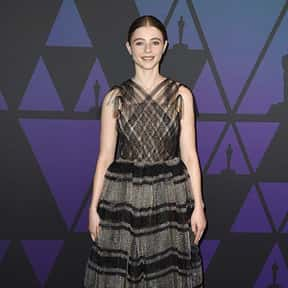 Thomasin McKenzie is listed (or ranked) 9 on the list Rising Stars Whose Careers Will Take Off In 2020