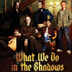 What We Do in the Shadows is listed (or ranked) 1 on the list The Funniest Vampire Parody Movies