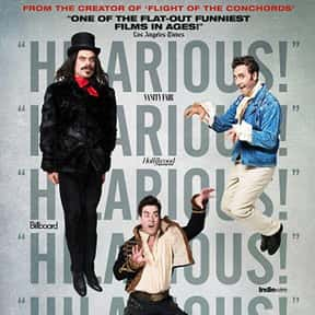 What We Do in the Shadows is listed (or ranked) 24 on the list The Greatest Vampire Movies of All Time
