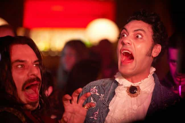 What We Do in the Shadows is listed (or ranked) 4 on the list New Cult Classics From The Last Decade, Ranked
