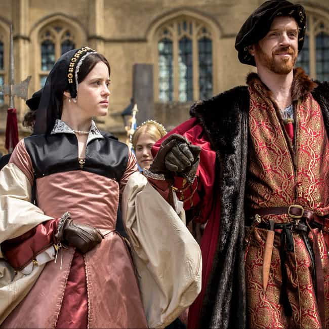 Wolf Hall is listed (or ranked) 4 on the list What to Watch If You Love 'The Crown'
