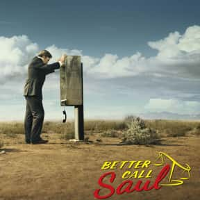 Better Call Saul is listed (or ranked) 3 on the list The TV Shows with the Best Writing