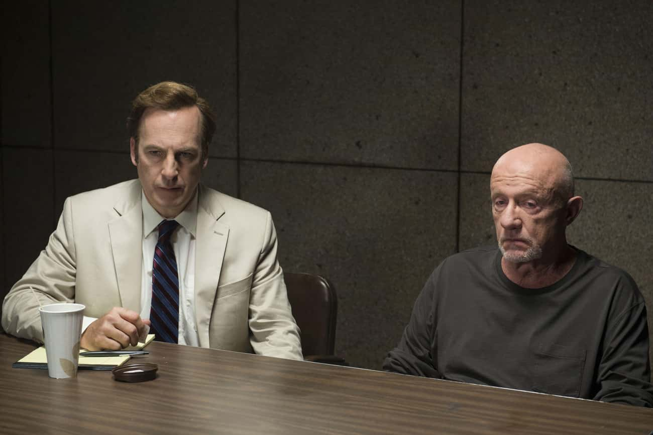 Better Call Saul is listed (or ranked) 1 on the list The Best Shows Featuring The Breaking Bad Cast