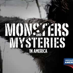 Monsters and Mysteries in Amer is listed (or ranked) 3 on the list The Best Cryptozoology TV Shows