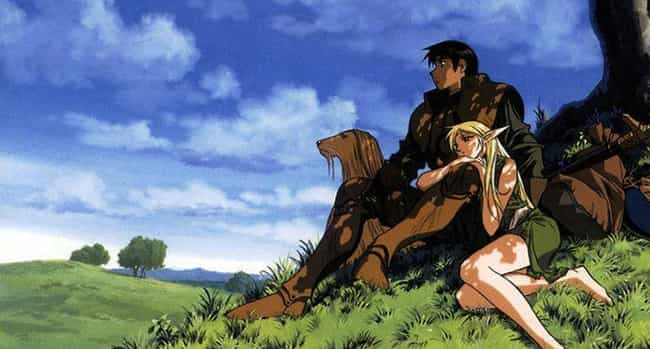Record of Lodoss War is listed (or ranked) 1 on the list Underrated '90s Anime You Probably Haven't Seen