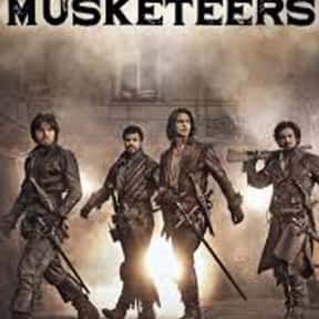 The Musketeers is listed (or ranked) 19 on the list The Best Historical Fiction TV Shows