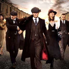 Peaky Blinders is listed (or ranked) 1 on the list The Best Current TV Shows No One Is Watching