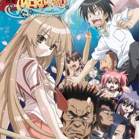 My Bride is a Mermaid is listed (or ranked) 12 on the list The Best Anime Like Grand Blue