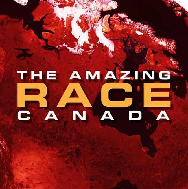 The Amazing Race Canada ... is listed (or ranked) 3 on the list Travel The World With The Best Adventure Race Reality Shows