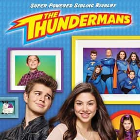 The Thundermans is listed (or ranked) 4 on the list Non-Reality TV Shows That Should Be Canceled