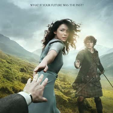 Outlander is listed (or ranked) 1 on the list Rewrite History With These Historical Fantasy Shows