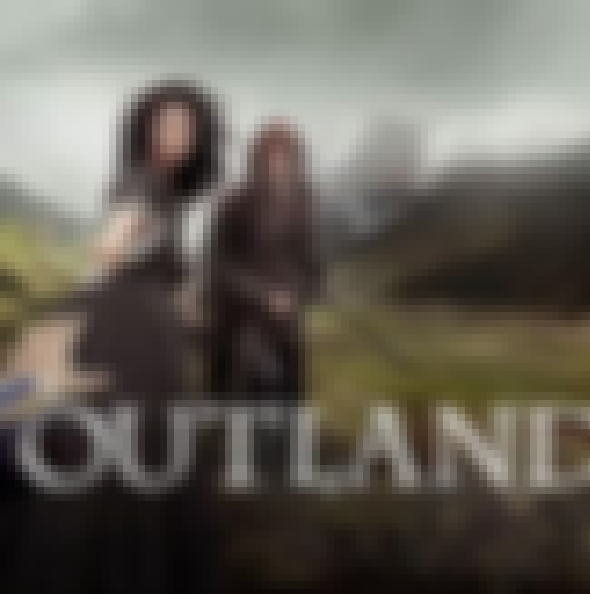 Outlander is listed (or ranked) 3 on the list The Best Current Shows About Time Travel