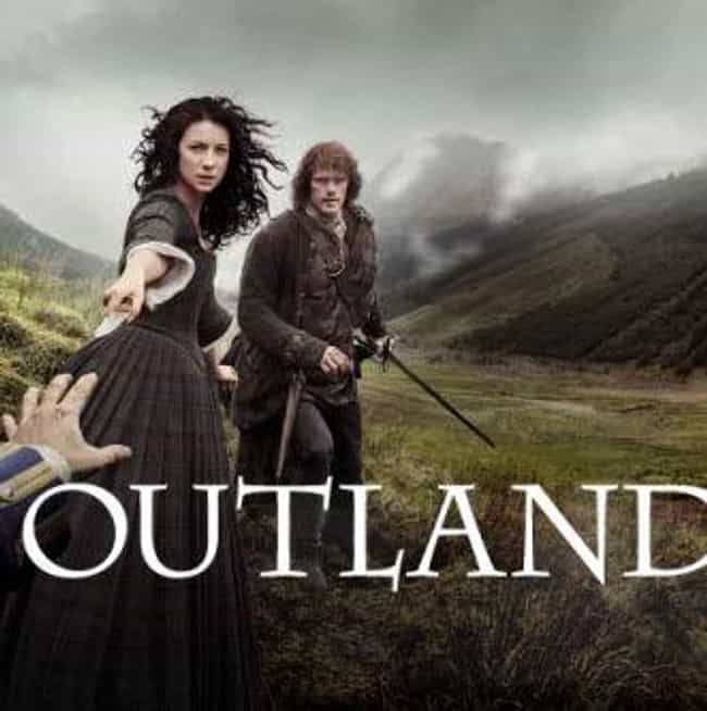 Outlander is listed (or ranked) 2 on the list The Best Current Shows About Time Travel