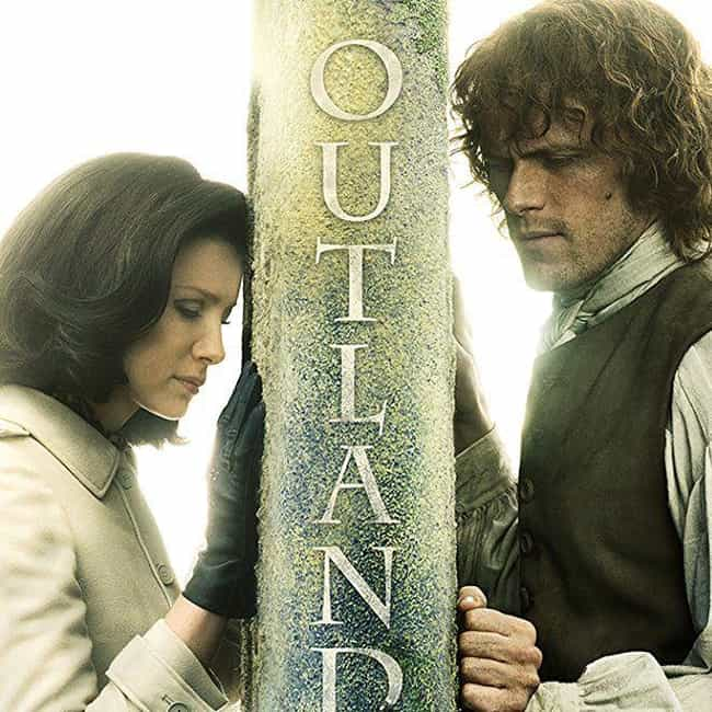 Outlander is listed (or ranked) 1 on the list The Best Current Starz Shows