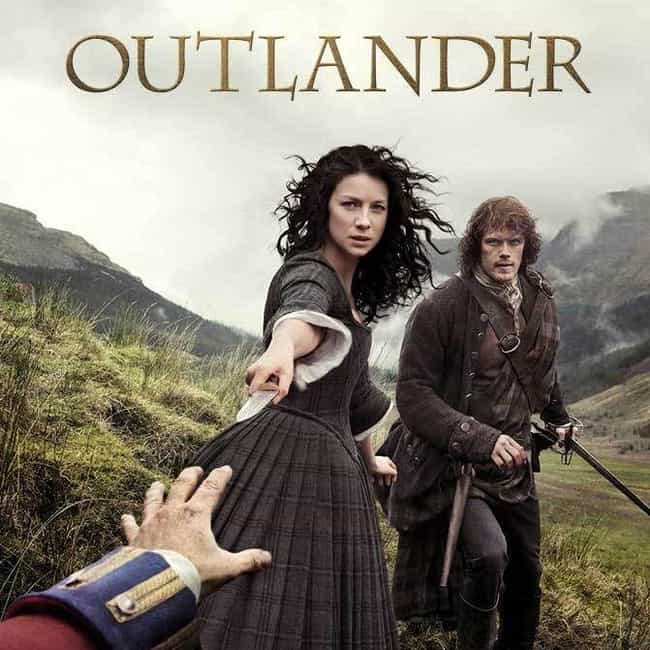 Outlander is listed (or ranked) 3 on the list What to Watch If You Love 'The Last Kingdom'