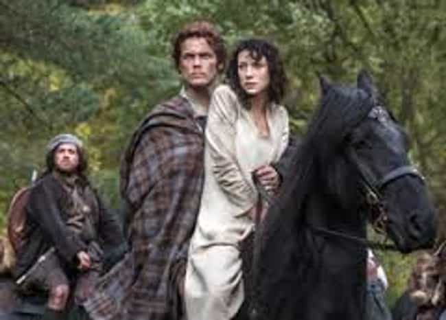 Outlander is listed (or ranked) 3 on the list What to Watch If You Love Game of Thrones