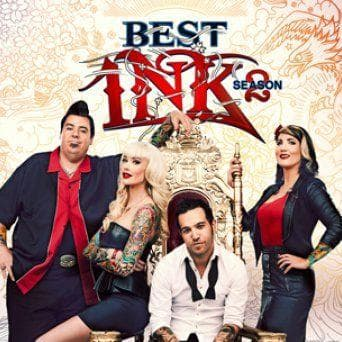 Best Ink on Random Best Career Competition Shows