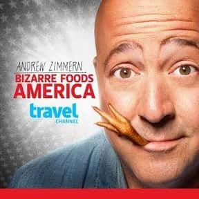 Bizarre Foods America is listed (or ranked) 5 on the list The Best Food Travelogue TV Shows
